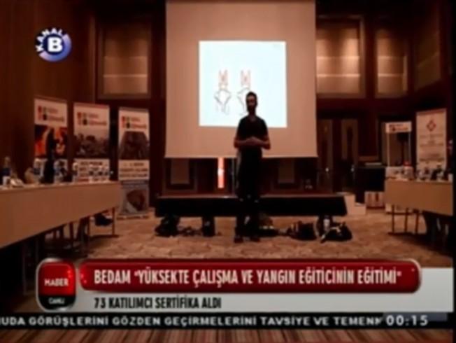 Başkent Üniversitesi Kanal B Eğitici Eğitmenlik Yayını